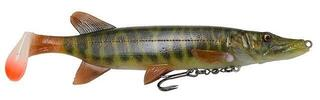 Savage Gear 4D Pike Shad 20 cm 65 g SS 01-Striped Pike