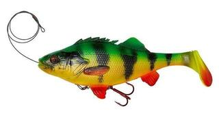 Savage Gear 4D Perch Shad 12,5cm 25g Firetiger