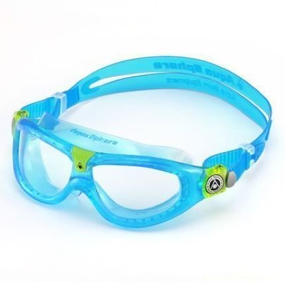 Aqua Sphere Seal Kid 2 Clear Lens Aqua