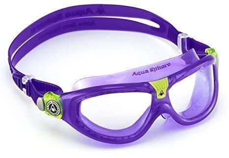 Aqua Sphere Seal Kid 2 Clear Lens Violet