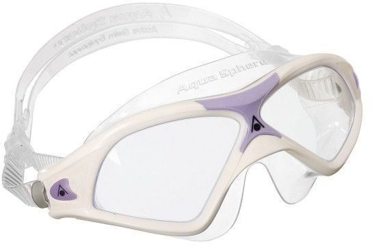 Aqua Sphere Seal 2.0 Lady Clear Lens White/Lavender