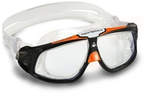 Aqua Sphere Seal 2.0 Clear Lens Black/Orange