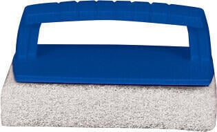 Star Brite Scrub Pad with Handle Fine White