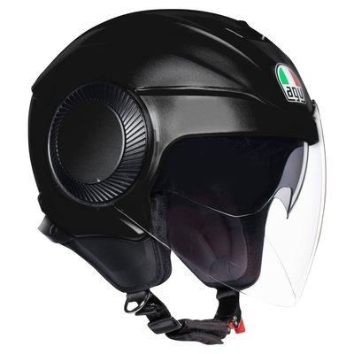 AGV Orbyt Mono Matt Black XL