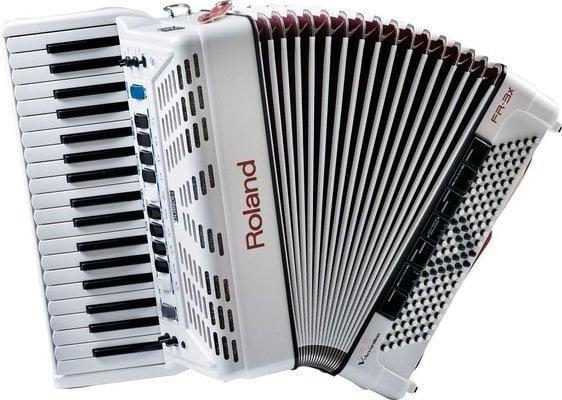 Roland FR 3X White