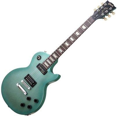 Gibson Les Paul Futura 2014 w/Min E Tune Inverness Green Vintage Gloss