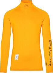J.Lindeberg EL Soft Compression Mens Base Layer Warm Orange