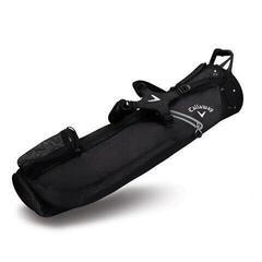 Callaway Hyper-Lite 1 Double Strap Black Pencil Bag