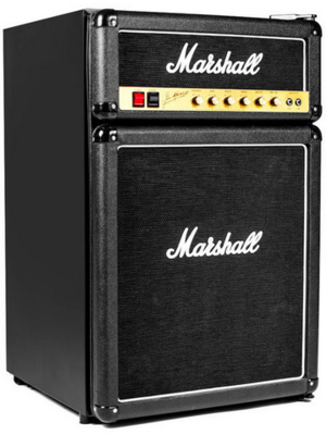 Marshall 125L Bar Fridge CLUB