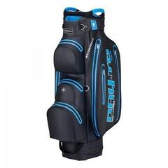 Bennington Dry 14+1 Tour Waterproof Cart Bag Black/Cobalt