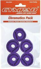 Cympad Chromatics Set 40/15mm Purple