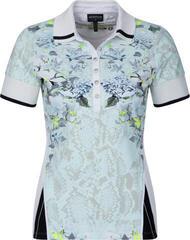 Sportalm Fara Womens Polo Shirt Bleached Aqua
