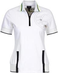 Sportalm Guana Womens Polo Shirt White