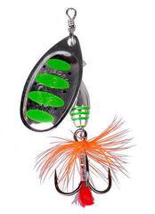 Savage Gear Rotex Spinner #2a 4g Green Highlander