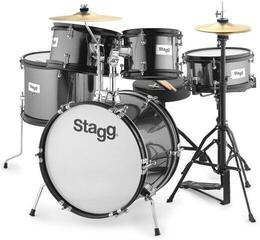 Stagg Stagg Tim Jr 5/16B BK