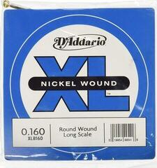 D'Addario XLB160 Single Bass String