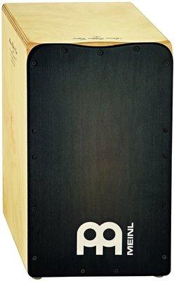 Meinl AE-CAJ3BK Artisan Edition Cajon Black