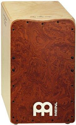 Meinl AE-CAJ5 Artisan Edition Cajon Lava Burl