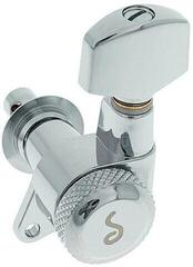 Schaller M6 135 Single Right Locking 18,0 Chrome