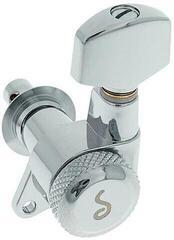 Schaller M6 135 Single Right Locking 18,0 Chromová