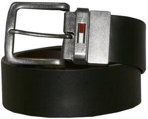 Tommy Hilfiger Buckle Belt Leather Sky/Hbs 95