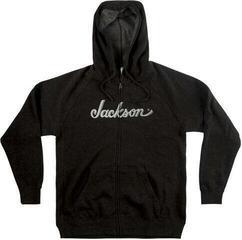 Jackson Logo Hoodie Black