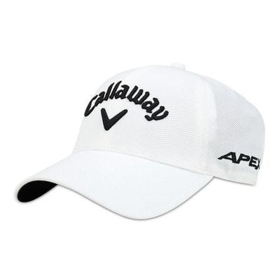 Callaway Tour Authentic Seamless Cap 19 White L/XL