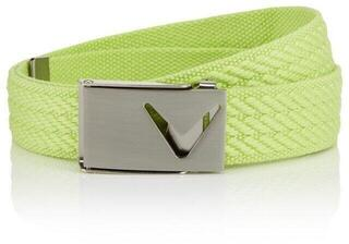 Callaway Web Belt Cuto Sharp Green OS Womens