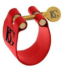 BG France LFA9 Bb Alto Sax Ligature Red