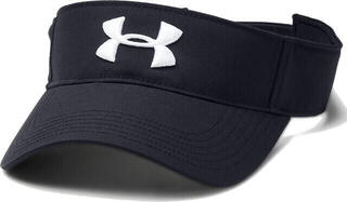 Under Armour Men's UA Core Golf Visor Black