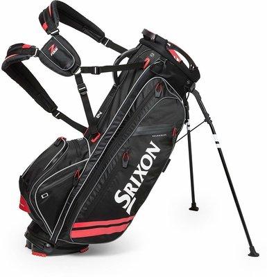 Srixon Z-Four Black/Red Stand Bag