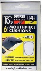 BG France A11S Mouthpiece Cushion Small 0,4 mm Clear (6 pcs) Bd Clarinet