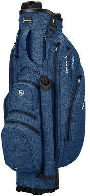 Bennington QO9 Premium Waterproof Cart Bag Denim Blue