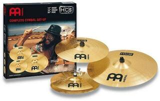 Meinl HCS Set/Cymbal Set/Complete Set-Bonus Pack