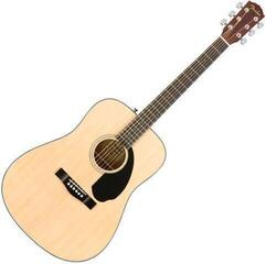 Fender CD-60S Dreadnought WN Natural