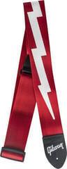 Gibson The Lightning Bolt Seatbelt Red