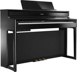 Roland HP 704 Polished Ebony