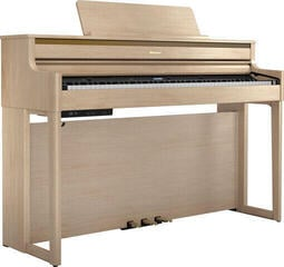 Roland HP 704 Light Oak