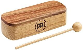 Meinl PMWB1-M Medium Wood Block, Natural Finish