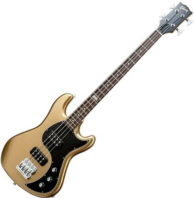 Gibson EB 2014 Bullion Gold Vintage Gloss