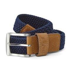 Footjoy Braided Belt Navy Regular