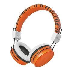 Trust Comi Bluetooth Wireless Kids Headphones Orange