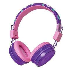 Trust Comi Bluetooth Wireless Kids Headphones Purple