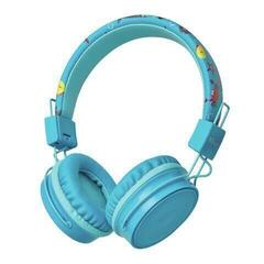 Trust Comi Bluetooth Wireless Kids Headphones Blue