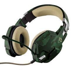 Trust GXT 322C Carus Gaming Headset Jungle Camo