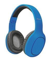 Trust Dona Wireless Bluetooth Headphones Blue