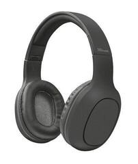 Trust Dona Wireless Bluetooth Headphones Grey