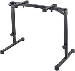 Konig & Meyer 18820 Table-Style Keyboard Stand Omega Pro Black