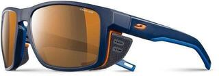 Julbo Shield Reactiv Cameleon Blue/Blue/Orange