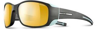 Julbo Monterosa Reactiv Zebra Anthracite/Blue Mint